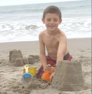 Panch Baker at Sunset Beach