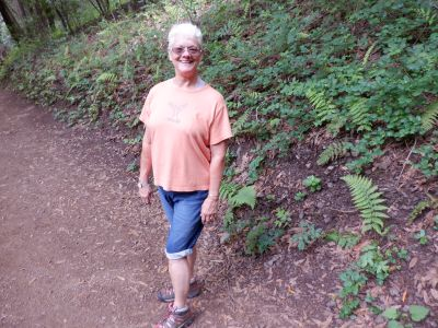 Janet Gray at Villa Montalvo