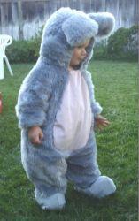 Kara Siemer's Halloween costume