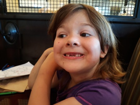 Granddaughter Picture.